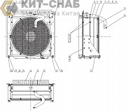 COOLING SYSTEM 00E0698 004
