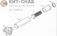 FRONT DRIVE SHAFT GP
